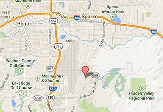 Reno Location