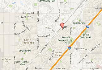 Sacramento Location